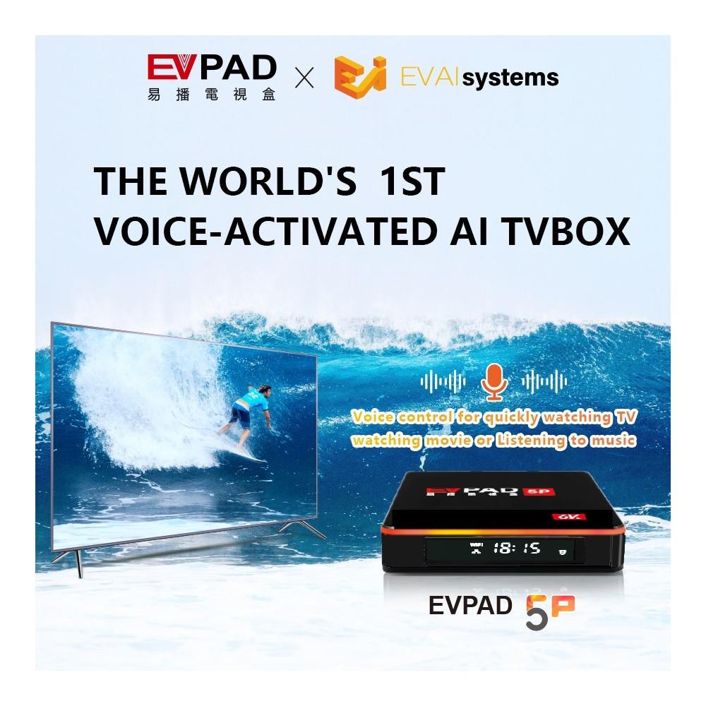EVPAD 5P - Jacvid Technology Supply & Service